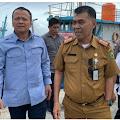 Menteri KP RI  Kunker Ke Natuna.
