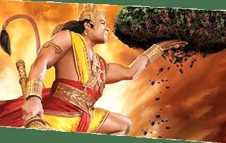 Sinopsis Hanuman MNCTV episode 492