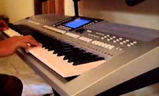 Cara Membuat Style Pada Keyboard Yamaha PSR