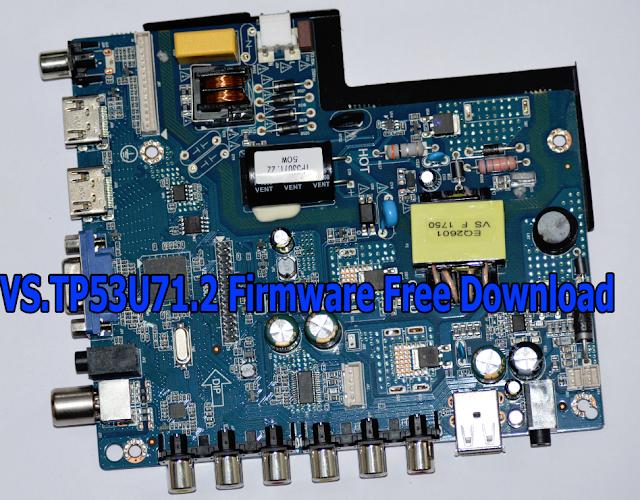 VS.TP53U71.2 Firmware Free Download