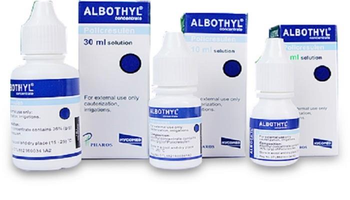 Albothyl Untuk Sakit Gigi