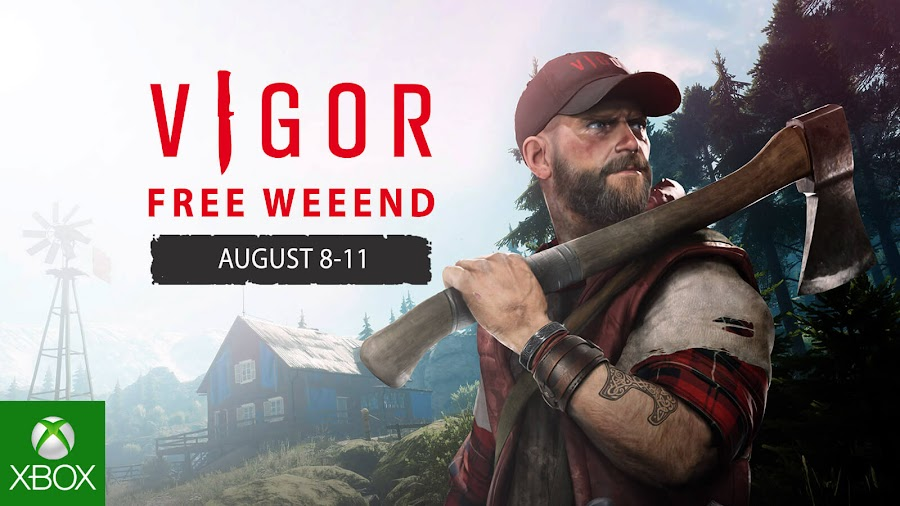 vigor xbox live gold free play days outlander loot shooter bohemia interactive xbox one