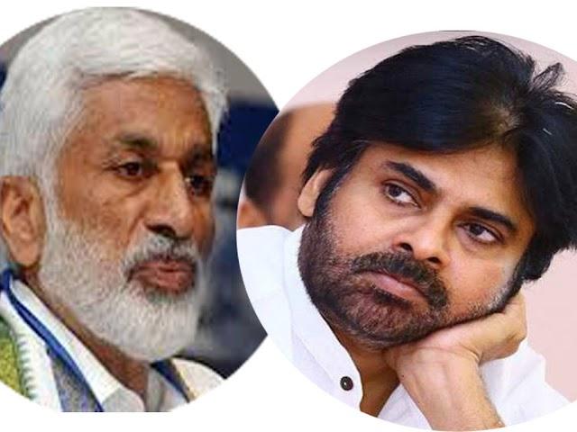 ఒక్కసీటు లేదు సిఎం పోస్టా - విజయ సాయి రెడ్డి