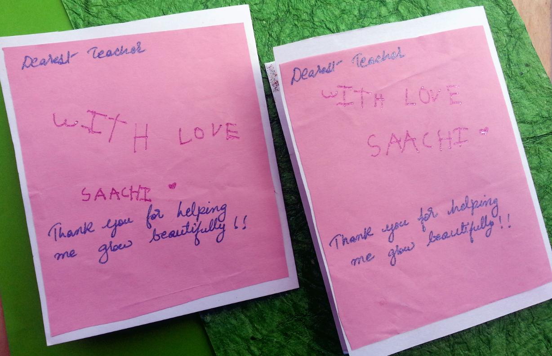life's little treasures happy teachers day cards