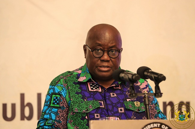 President Akufo-Addo Attends 2nd Africa Investment Forum In South Africa
