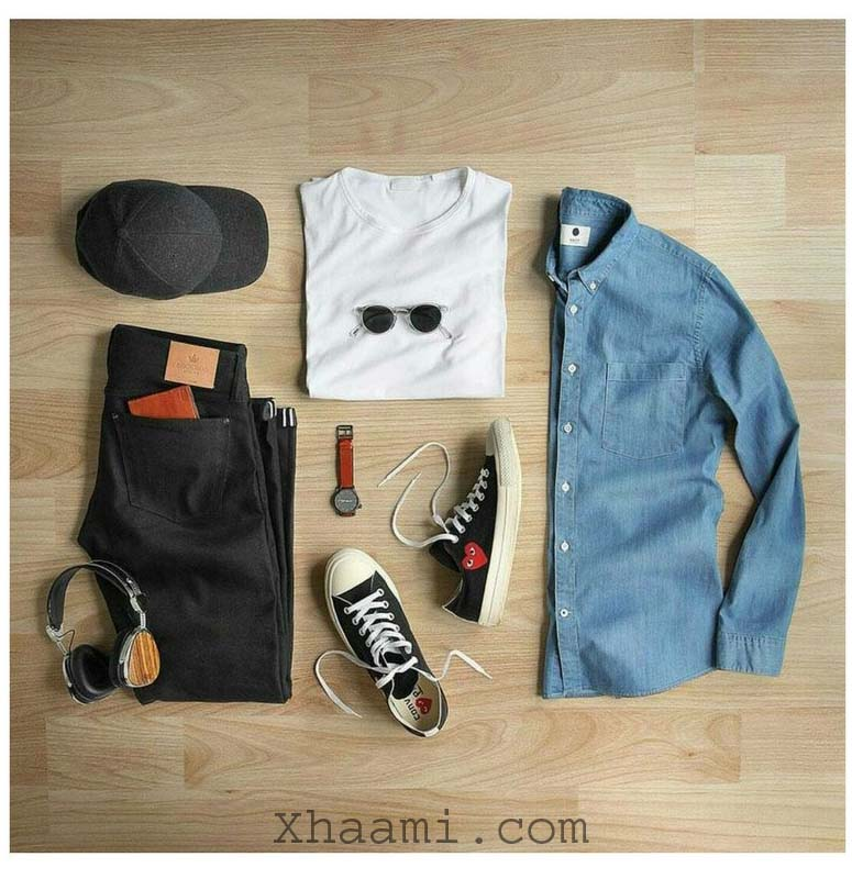 boys outfit grids
