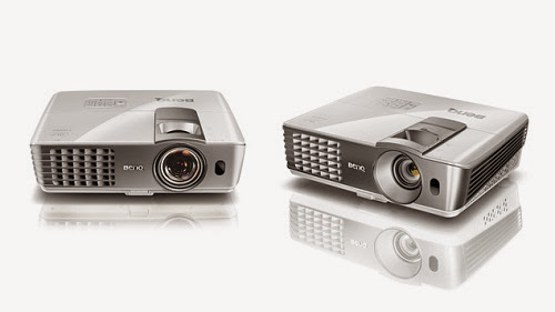 BenQ W1070 and W1080ST Full HD Video Projector Home Support MHL