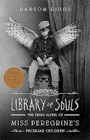 Miss Peregrine, La bibliothèque des âmes de Ransom Riggs