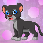 Play Games4King Panther Escape