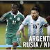 Nigeria Vs Argentina: International Friendly To Hold On November 14, 2017