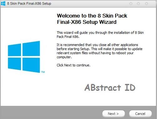 Download Windows8 Skin Pack - Ubah tampilan windows7 menjadi windows8