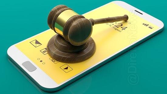 juiza extingue acoes compra iphones milhao