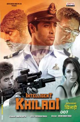 Intelligent Khiladi 2019 Hindi Dubbed 480p 300MB Movie Download