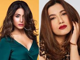 Hina Khan - Guahar Khan : 'उसके फॉलोवर्स तो मेरे आधे के भी आधे नहीं' - हिना खान ने किया था गौहर खान पर कटाक्ष