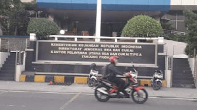 Jasa Import Handling Tg.Priok