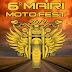 Nota de agradecimento da comissão organizadora do 6° Mairi Motofest