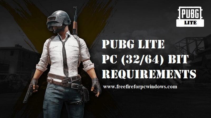 PUBG Lite System Requirements