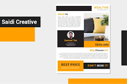 Free Realtor Flyer Template Word Document File Fully Editable Flyer