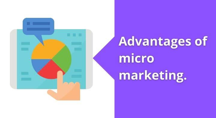 advantages of micro marketing | Micromarketing Advantages