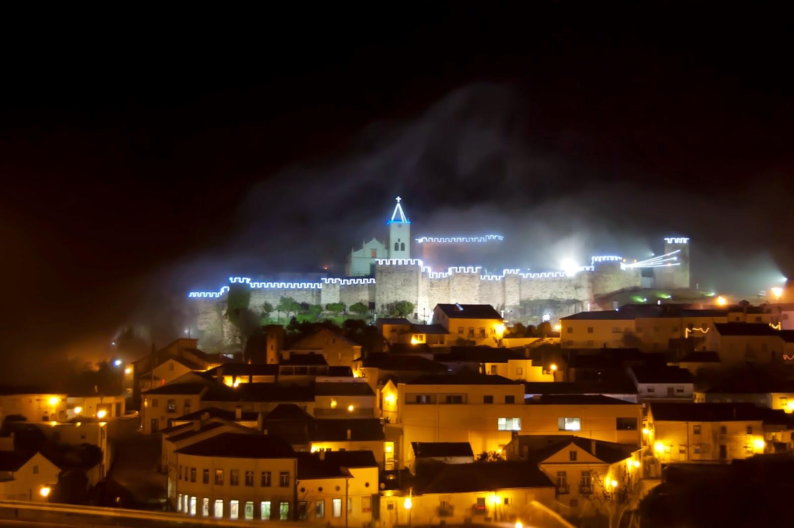 Assalto ao castelo de Penela: PENELA-Vila do distrito de