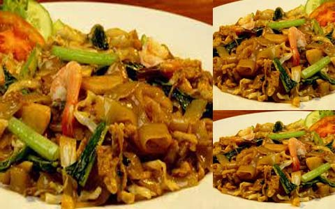 Resep Cara Membuat Kwetiau Goreng Seafood Resep Indonesia