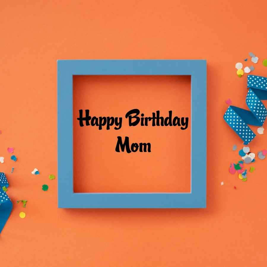 happy birthday mother images