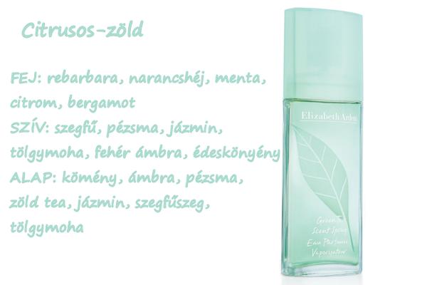 a66ab3420eea Elizabeth Arden Green Tea eau de Parfum 100 ml - 4400 Ft (akciós)