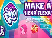 MLP Online Crea un Hexa Flexa