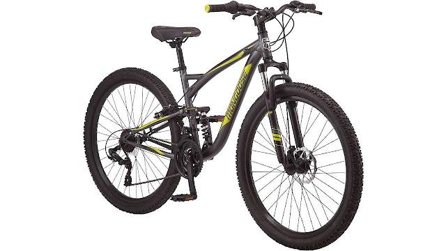 Mongoose Status 2.4 Men and Women Mountain Bike