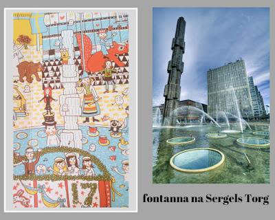 fontanna na sergels torgs sztokholm