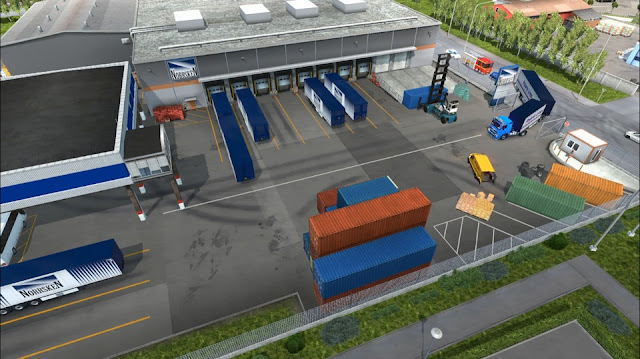 ets 2 real hard parking mod v0.6 screenshots 2