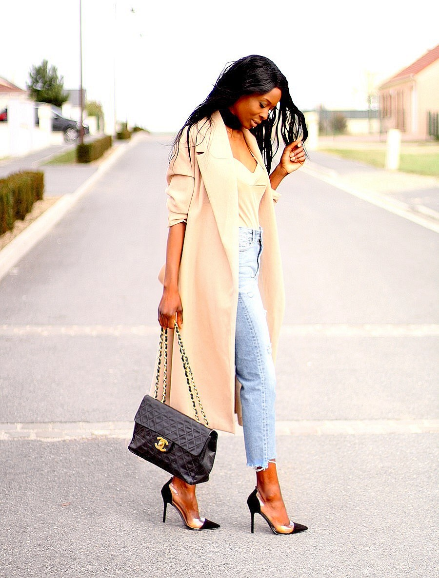 blog-mode-manteau-camel-sac-chanel-jumbo-talons-perspex-transparents