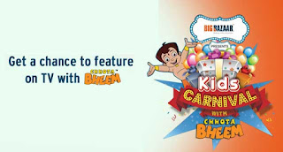 Kids Carnival with ChhotaBheem