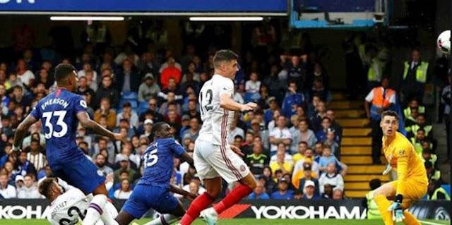 Điểm nóng vòng 4 Ngoại hạng Anh: Top 2 bứt phá, MU & Chelsea lâm nguy 2
