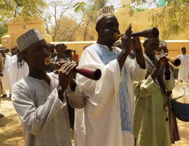 Nigerian chief imposes wedding tax in his village