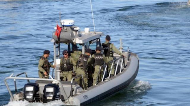المهدية : جيش البحر يُنقذ بحارا مصابا