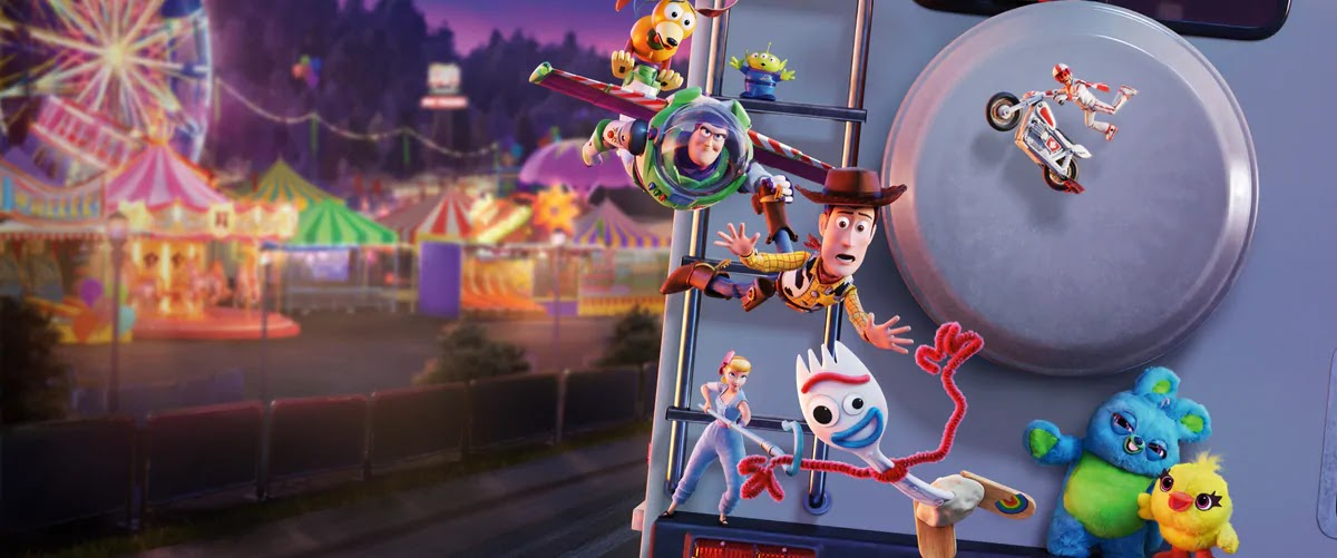 The box office of Toy Story 4 makes history in the animation cinema