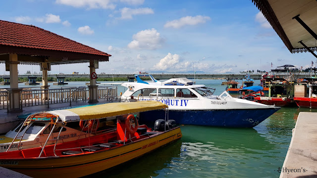 Hyeon Travel Journal; Kuala Besut Jetty