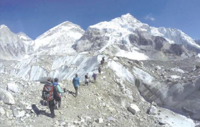 Glaciers in Sikkim are melting fast, so are in other regions