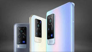 The Vivo X60 5G Serial Will Live Unveiled On December 29Th: Toll As Well As Features