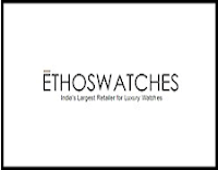Ethos Watches coupons, offers : 20% discount promo code