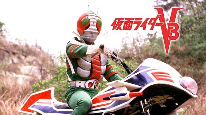 Kamen Rider V3 Episode 1 - 52 (Tamat) Batch Subtitle Indonesia