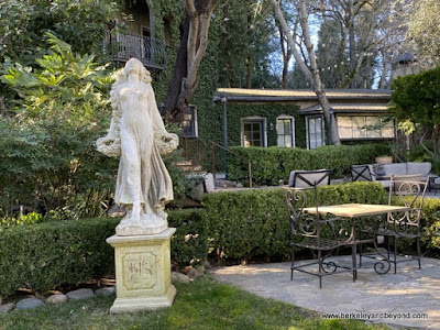 grounds of Kenwood Inn & Spa in Kenwood, California
