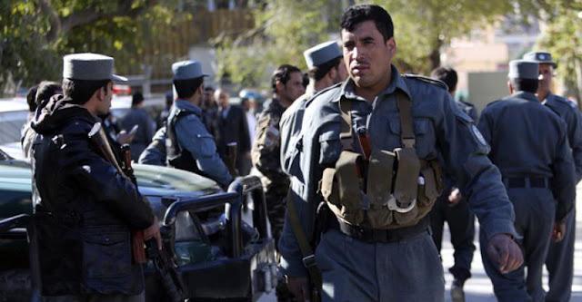 আফগানিস্তানে সামরিক হাসপাতালে হামলা