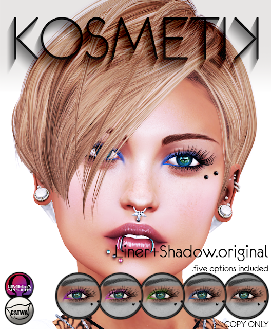 .kosmetik Eyeliner+Shadow.original