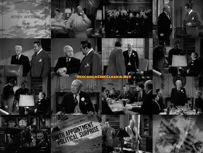 Capturas: Caballero sin espada | Mr. Smith Goes to Washington
