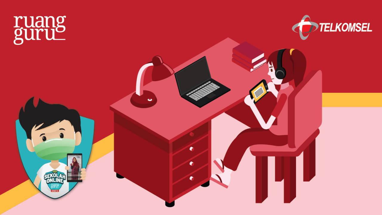 Cara Mengubah Kuota Ruang Guru Menjadi Kuota Telkomsel Reguler