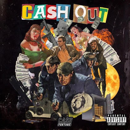 """CASH FORTUNE CAME UP WITH AN EXCITING EP """"CASH OUT"""""""
