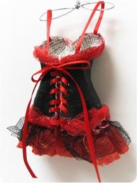 Vampire Corset for October: Old World Francesca