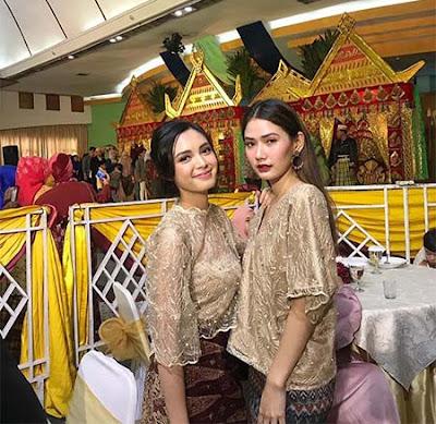 Claudia Andhara dan Erlina Sutansyah